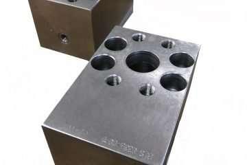 Custom design hydraulic manifolds